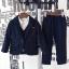 ST79-เสื้อ+กางเกง+เสื้อกั๊ก 6 ชุด /แพค ไซส์ 90-140 thumbnail 4