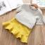 BE169 -เสื้อ+กระโปรง 5 ตัว/แพค ไซส์ 5 7 9 11 13 thumbnail 1
