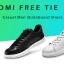 (ผู้ชาย) Xiaomi FreeTie Leather Shoes - รองเท้าหนังรุ่น FreeTie (สีขาว) thumbnail 2