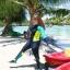 ชุดว่ายน้ำคนอ้วน พร้อมส่ง :ชุดว่ายน้ำไซส์ใหญ่แฟชั่นดำแต่งสีสันสดใส set 3 ชิ้นมีเสื้อแขนยาว บิกินี่ และกางเกงขายาวติดกางเกงขาสั้นด้านนอก แบบน่ารักมากๆจ้า:รายละเอียดไซส์คลิกเลยจ้า thumbnail 9