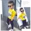 HZ759 -เสื้อ+กางเกง 5 ตัว/แพค ไซส์ 80-120 thumbnail 1