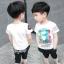 HZ704 -เสื้อ+กางเกง 4 ตัว/แพค ไซส์ 90-120 thumbnail 1
