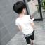 HZ704 -เสื้อ+กางเกง 4 ตัว/แพค ไซส์ 90-120 thumbnail 3