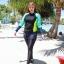 ชุดว่ายน้ำคนอ้วน พร้อมส่ง :ชุดว่ายน้ำไซส์ใหญ่แฟชั่นดำแต่งสีสันสดใส set 3 ชิ้นมีเสื้อแขนยาว บิกินี่ และกางเกงขายาวติดกางเกงขาสั้นด้านนอก แบบน่ารักมากๆจ้า:รายละเอียดไซส์คลิกเลยจ้า thumbnail 8