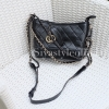กระเป๋าสะพายแฟชั่น กระเป๋าสะพายข้างผู้หญิง Mini Classic [สีดำ]