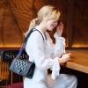 กระเป๋าสะพายแฟชั่น กระเป๋าสะพายข้างผู้หญิง CN RAINBOW 8 Inch [สีดำ]