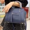 กระเป๋าสะพายแฟชั่น กระเป๋าสะพายข้างผู้หญิง สะพายข้าง NEW CELINE [สีกรม]