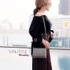 กระเป๋าสะพายแฟชั่น กระเป๋าสะพายข้างผู้หญิง กระเป๋าสะพายข้าง BOX [สีเทา]