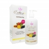 O White plus Body Lotion Super White Aura 450ml.