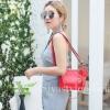 กระเป๋าสะพายแฟชั่น กระเป๋าสะพายข้างผู้หญิง Mini Classic [สีแดง]