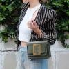 กระเป๋าสะพายแฟชั่น กระเป๋าสะพายข้างผู้หญิง BOYY Mini [สีเขียว]