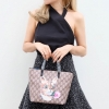 กระเป๋าสะพายแฟชั่น กระเป๋าสะพายข้างผู้หญิง กุชชี่ TOTE [สีดำ]