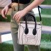 กระเป๋าสะพายแฟชั่น กระเป๋าสะพายข้างผู้หญิง Top bag [สีครีม]