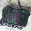 กระเป๋าสะพายแฟชั่น กระเป๋าสะพายข้างผู้หญิง Bao Bao Robot Logo สีรุ้ง [สีรุ้ง] thumbnail 2