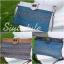 กระเป๋าครัช กระเป๋าถือ สายสะพาย วินเทจ(คลัทช์ปักลายวินเทจ) [สีดำ] thumbnail 4