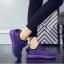 พร้อมส่ง รองเท้าผ้าใบแฟชั่นสีม่วง ผ้ายืด ระบายอากาศได้ดี พื้นนิ่ม แฟชั่นเกาหลี [สีม่วง ] thumbnail 1