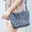 กระเป๋าสะพายแฟชั่น กระเป๋าสะพายข้างผู้หญิง Barel Mini Nologo สีด้าน [สีเทา] thumbnail 1