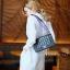 กระเป๋าสะพายแฟชั่น กระเป๋าสะพายข้างผู้หญิง CN RAINBOW 10 Inch [สีดำ] thumbnail 1