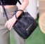 กระเป๋าสะพายแฟชั่น กระเป๋าสะพายข้างผู้หญิง Top bag [สีดำ] thumbnail 3