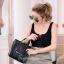 กระเป๋าสะพายแฟชั่น กระเป๋าสะพายข้างผู้หญิง Top bag [สีดำ] thumbnail 1