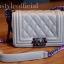 กระเป๋าสะพายแฟชั่น กระเป๋าสะพายข้างผู้หญิง CN RAINBOW 8 Inch [สีเทา] thumbnail 2