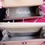 กระเป๋าสะพายแฟชั่น กระเป๋าสะพายข้างผู้หญิง Kelly Pu 25 cm [สีดำ] thumbnail 4