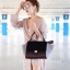 กระเป๋าสะพายแฟชั่น กระเป๋าสะพายข้างผู้หญิง Days bag [สีเทา] thumbnail 3