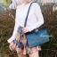 กระเป๋าครัช กระเป๋าถือ สายสะพาย วินเทจ(คลัทช์ปักลายวินเทจ) [สีดำ] thumbnail 1