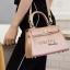 กระเป๋าสะพายแฟชั่น กระเป๋าสะพายข้างผู้หญิง Kelly Toy [สีนู๊ด] thumbnail 2