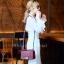 กระเป๋าสะพายแฟชั่น กระเป๋าสะพายข้างผู้หญิง CN RAINBOW 8 Inch [สีแดง] thumbnail 4