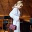 กระเป๋าสะพายแฟชั่น กระเป๋าสะพายข้างผู้หญิง CN RAINBOW 8 Inch [สีแดง] thumbnail 3