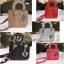กระเป๋าสะพายแฟชั่น กระเป๋าสะพายข้างผู้หญิง Mini Lady Bag [สีแดง] thumbnail 5