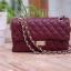 กระเป๋าสะพายแฟชั่น กระเป๋าสะพายข้างผู้หญิง CN classic [สีแดง] thumbnail 5