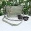 กระเป๋าสะพายแฟชั่น กระเป๋าสะพายข้างผู้หญิง Mini Classic [สีเขียว]