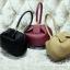 กระเป๋าครัช กระเป๋าถือ Gabriela [สีแดง] thumbnail 5