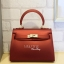 กระเป๋าสะพายแฟชั่น กระเป๋าสะพายข้างผู้หญิง Kelly Toy [สีแดง] thumbnail 4