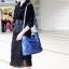กระเป๋าสะพายแฟชั่น กระเป๋าสะพายข้างผู้หญิง Bao Bao Baral Nologo [สีกรม] thumbnail 3