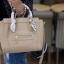กระเป๋าสะพายแฟชั่น กระเป๋าสะพายข้างผู้หญิง ซีลีนคลาสสิค (CELINE CLASSIC) อะไหล่ทอง [สีดำ] thumbnail 4
