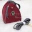 กระเป๋าสะพายแฟชั่น กระเป๋าสะพายข้างผู้หญิง กระเป๋าสะพายข้าง ฟักทอง [สีแดง] thumbnail 3