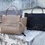 กระเป๋าสะพายแฟชั่น กระเป๋าสะพายข้างผู้หญิง Belt Bag [สีดำ] thumbnail 4