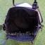 กระเป๋าสะพายแฟชั่น กระเป๋าสะพายข้างผู้หญิง pyramid [สีดำ] thumbnail 5
