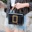 กระเป๋าสะพายแฟชั่น กระเป๋าสะพายข้างผู้หญิง BOYY Mini [สีดำ] thumbnail 1