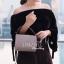 กระเป๋าสะพายแฟชั่น กระเป๋าสะพายข้างผู้หญิง กระเป๋าสะพายข้าง BOX [สีนู๊ด] thumbnail 2