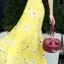 กระเป๋าครัช กระเป๋าถือ Gabriela [สีแดง] thumbnail 1