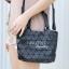 กระเป๋าสะพายแฟชั่น กระเป๋าสะพายข้างผู้หญิง Barel Mini Nologo สีด้าน [สีดำ] thumbnail 2