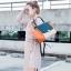 กระเป๋าสะพายแฟชั่น กระเป๋าสะพายข้างผู้หญิง Days bag [สีส้ม] thumbnail 1