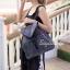 กระเป๋าเป้ผู้หญิง กระเป๋าสะพายหลังแฟชั่น เป้เพชรรุ้ง [สีรุ้ง] thumbnail 2