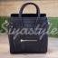 กระเป๋าสะพายแฟชั่น กระเป๋าสะพายข้างผู้หญิง Top bag [สีดำ] thumbnail 5