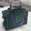 กระเป๋าสะพายแฟชั่น กระเป๋าสะพายข้างผู้หญิง Bao Bao Robot Logo สีรุ้ง [สีรุ้ง] thumbnail 3