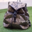 กระเป๋าเป้ผู้หญิง กระเป๋าสะพายหลังแฟชั่น เป้เพชร [สีทอง] thumbnail 3